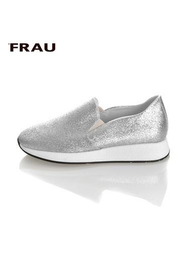 Frau Ayakkabı Gümüş